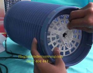 Hướng dẫn sử dụng đèn diệt côn trùng