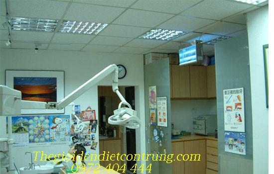 thegioidendietcontrung.com phân phối đèn chính hãng