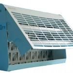 Đèn diệt côn trùng DS-D152G keo dính
