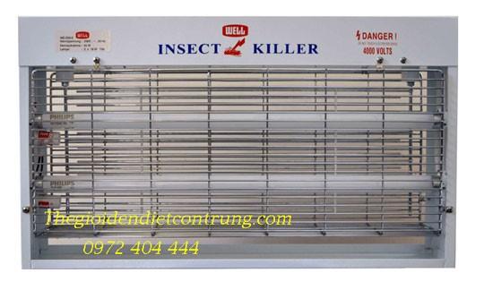 Đèn diệt côn trùng DS-D202