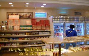 Đèn diệt côn trùng cho quy trình sản xuất bánh an toàn