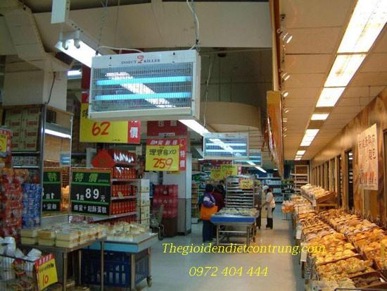 Công ty Lương Tiến phân phối đa dạng đèn diệt côn trùng chất lượng