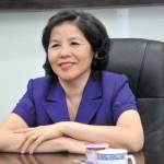 Chủ tịch Hội đồng Quản trị cổ phần sữa Việt Nam bà Mai Kiều Liên – Nhà máy sữa bột Vinamilk Bình Dương:Công ty Lương Tiến luôn xem khách hàng là số 1