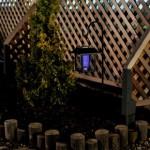 Đèn diệt côn trùng phù hợp với sân vườn biệt thự