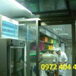 Đèn diệt côn trùng cho công ty bánh kẹo