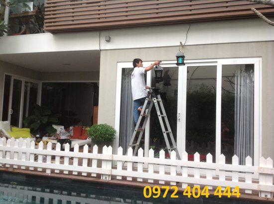 Lắp đặt đèn diệt côn trùng là giải pháp hiệu quả và an toàn nhất
