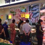 Công ty Lương Tiến cung cấp đèn diệt côn trùng cho siêu thị Vinmark